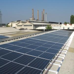 Fotovoltaico realizzato per 2F - Corsico