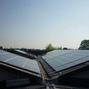 Fotovoltaico realizzato per Chemconsulting - Vanzago
