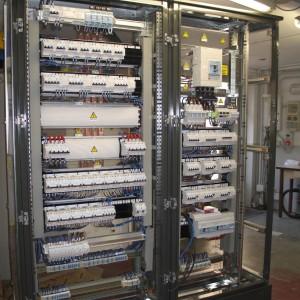 Quadro elettrico generale Balestrini Chimica - Milano