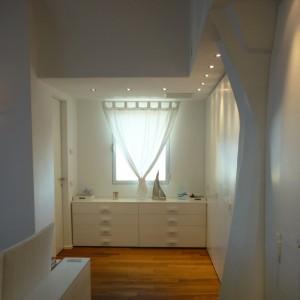 Illuminazione camera da letto villa - Sardegna